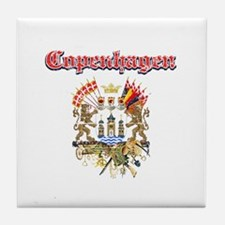 Copenhagen designs Tile Coaster