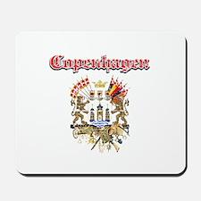 Copenhagen designs Mousepad