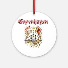 Copenhagen designs Ornament (Round)