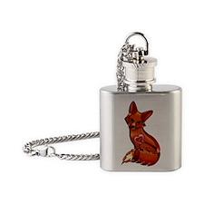 Vixen Flask Necklace