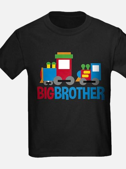Trains Big Brother T-Shirt