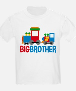 Trains Big Brother T-Shirt