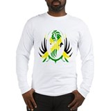 Jamaican Long Sleeve T-shirts