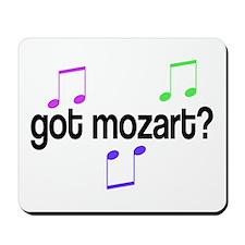 Got Mozart Mousepad