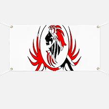Iron Like Lion Trinidad Banner