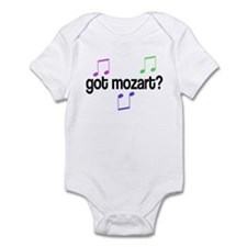 Got Mozart Infant Bodysuit