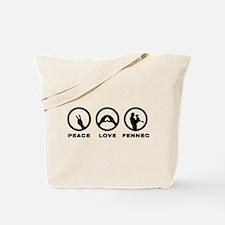 Fox Lover Tote Bag
