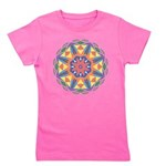 A Colorful Star Girl's Tee