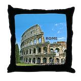 Rome throw pillow Throw Pillows