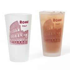 Rome Drinking Glass