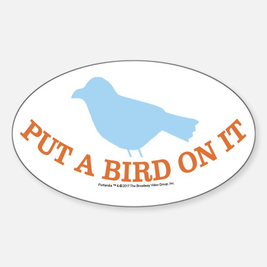 Portland Bird Decal