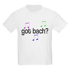 Got Bach Kids T-Shirt