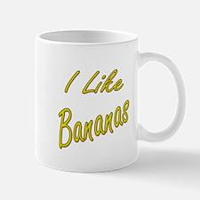 I like Bananas Mug