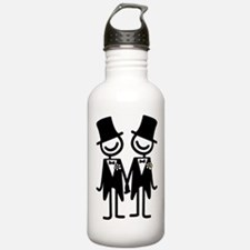 Gay Marriage Water Bottle