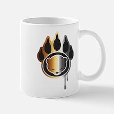 Bear footprint Mug