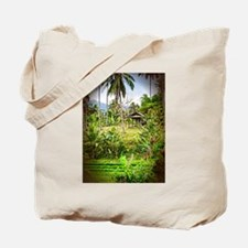 balinese farm.png Tote Bag