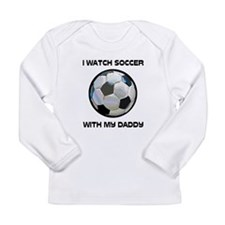 SoccerwDaddy copy Long Sleeve T-Shirt
