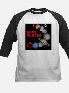 Save Pluto! Baseball Jersey