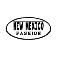 New Mexico Fashion Designs Patches