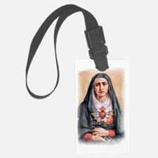 Sorrowful Mother Luggage Tag