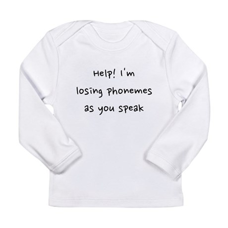 fixed_phonemes Long Sleeve T-Shirt