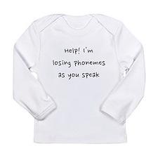 fixed_phonemes Long Sleeve T-Shirt