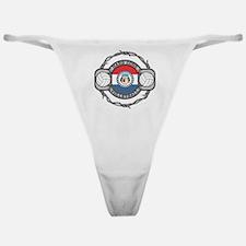 Missouri Volleyball Classic Thong