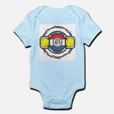 Missouri Tennis Infant Bodysuit