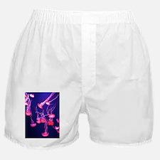 Neon Jellyfish Boxer Shorts
