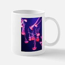 Neon Jellyfish Mug