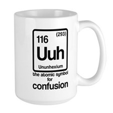 Symbol for Confusion Mug