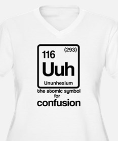 Symbol for Confusion Plus Size T-Shirt