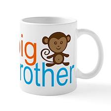 Big Brother Monkey Small Mug