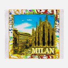 Milan Throw Blanket