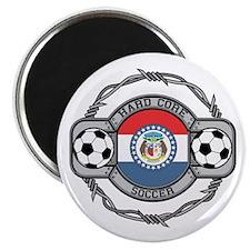 Missouri Soccer Magnet