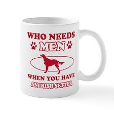 Funny Irish Setter lover designs Mug