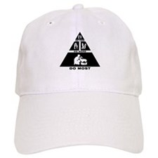 Dog Bathing Baseball Cap