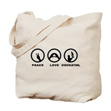 Cockatoo Lover Tote Bag