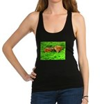 orton two cows2.png Racerback Tank Top
