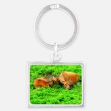 orton two cows2.png Keychains