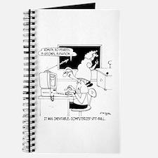 Computerized Spit-Ball Journal