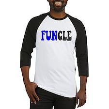 Fun Uncle FUNCLE Baseball Jersey