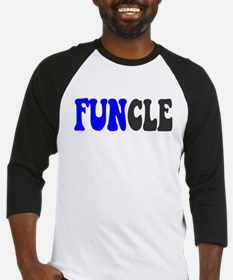 Fun Uncle FUNCLE Baseball Jersey