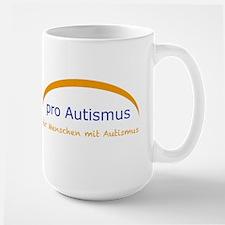 """Autism project """"pro Autism"""" Tasse"""