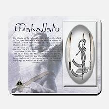 Mousepad Of The Mahallatu