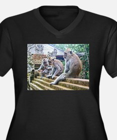 Hanging Out Plus Size T-Shirt