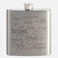 POSITIVE WORDS - Flask