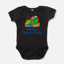 Mommys Beach Buddy Baby Bodysuit