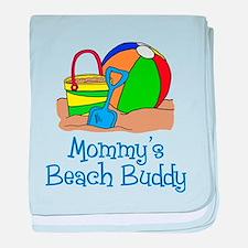 Mommys Beach Buddy baby blanket