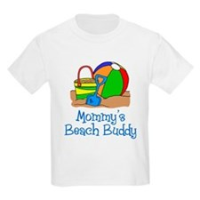 Mommys Beach Buddy T-Shirt